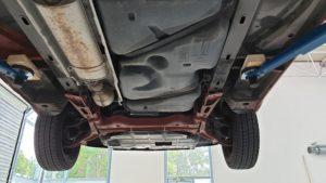 Planar 2D Luft-Dieselheizung Teil 1/3
